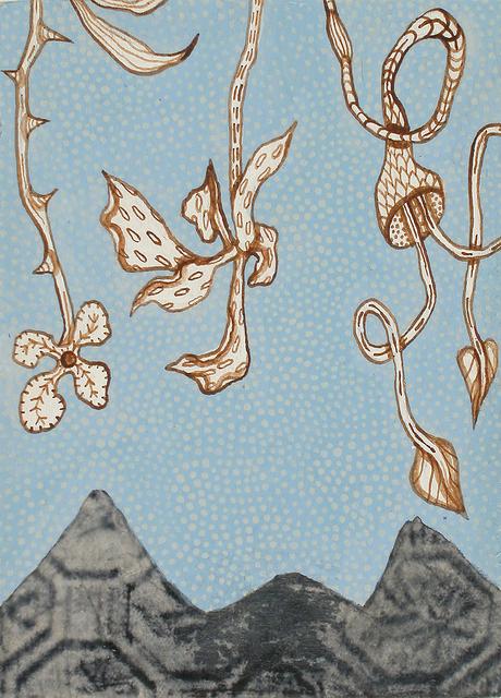 , 'Mountain Fall,' 2015, McKenzie Fine Art