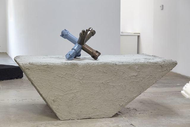 , 'Asterisk 2 (lounger),' 2015, Klowden Mann