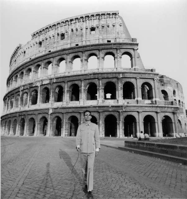 Tseng Kwong Chi, 'Rome, Italy (Coliseum, Day)', 1989, Ben Brown Fine Arts