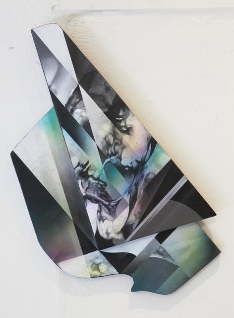 , 'Obsidian II,' 2015, Mirus Gallery