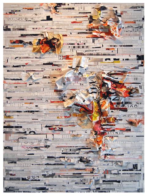 , 'California You Risk Control,' 2015, bG Gallery