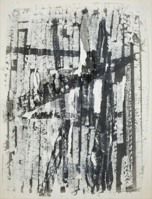 , 'Arrachage,' 1960, Demisch Danant