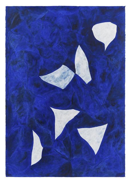 , 'Blue 9,' 2015, Spotte Art
