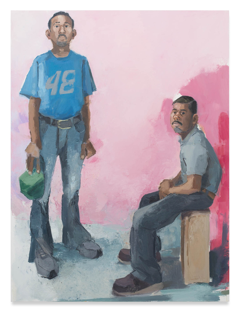 , 'Deni & Francisco,' 2015, Miles McEnery Gallery