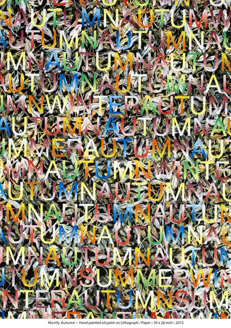 Doug Argue, 'Mostly Autumn', 2015, Zemack Contemporary Art