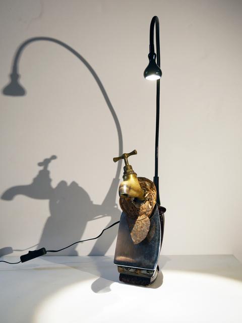 , 'Ferobinet II,' 2016, Galerie Geraldine Banier