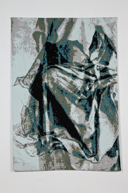 Sam Baron, 'Plisse Tapestry', 2013, Cristina Grajales Gallery