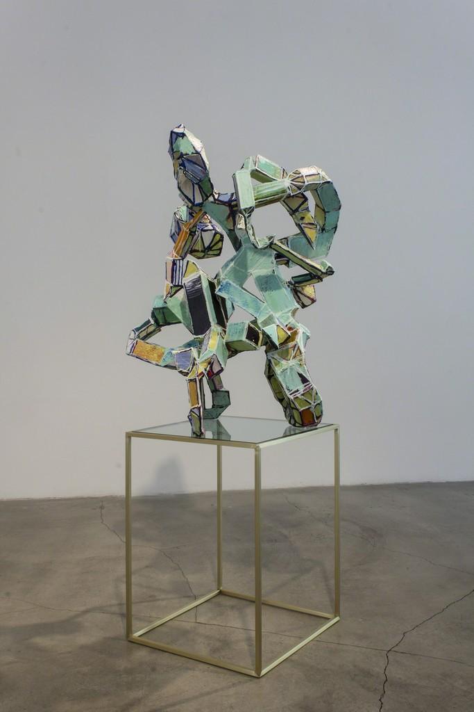 Maura Bendett, 'Sea Foam,' 2013, Edward Cella Art and Architecture