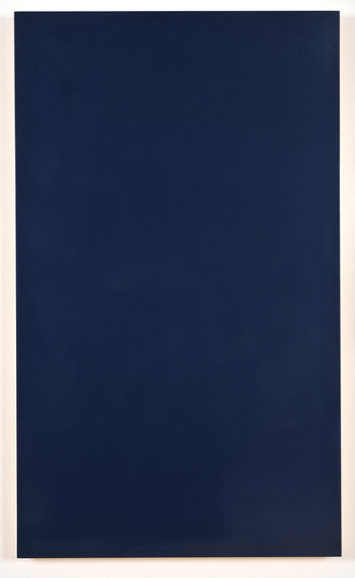 , 'Dark Blue,' 1995, Galerie Hubert Winter