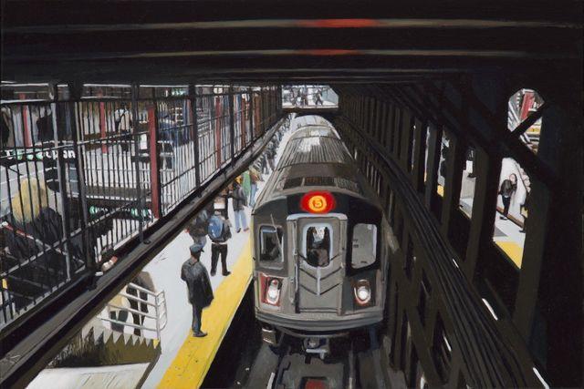 , '5-Train,' 2015, Modernism Inc.