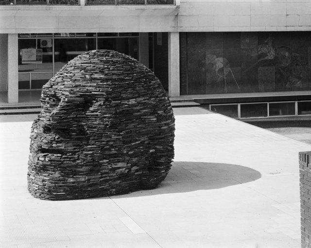 , ''Van hier tot daar' by Angus Taylor, University of the Free State, Bloemfontein,' 14 March 2013, Goodman Gallery