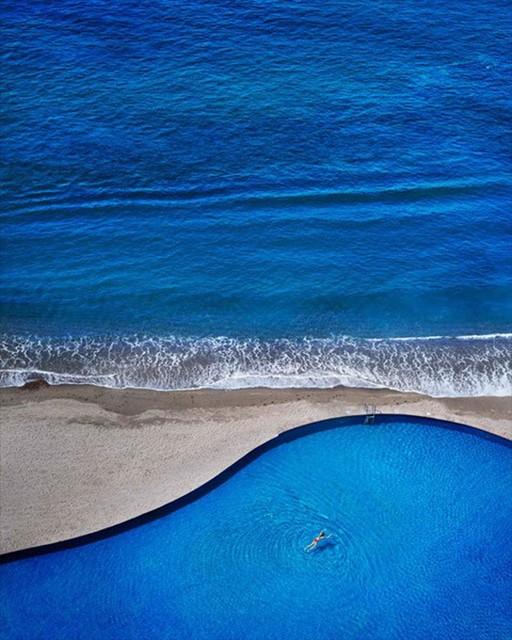David Drebin, 'The Blue Dream', 2019, Photography, Diasec, Onessimo Fine Art