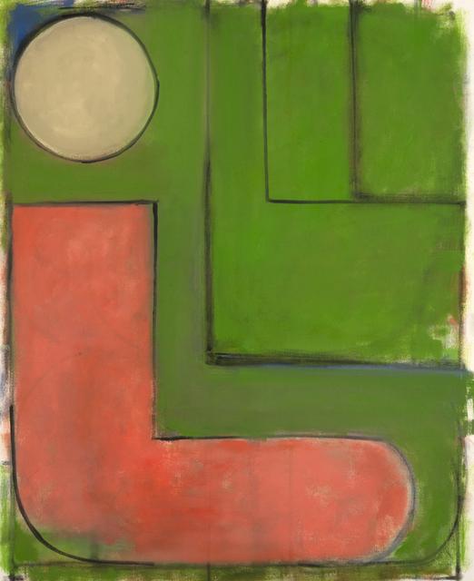 , 'Pink El,' 2015, G. Gibson Gallery
