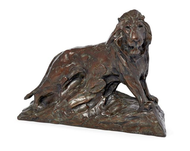 Dylan Lewis, 'Emerging Lion', 1997, Roseberys