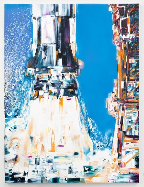 , 'Pray to the Power,' 2014, Joshua Liner Gallery