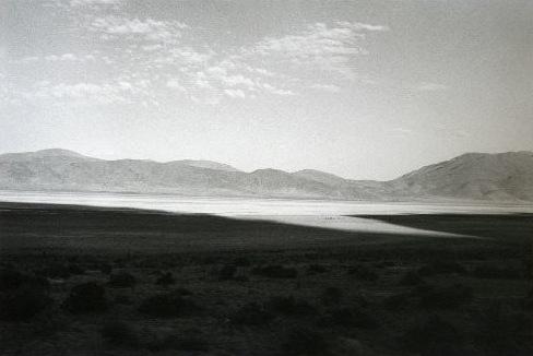 , 'Steen's Mountain Shadow, Alvord Desert, Oregon,' 1979, PDX CONTEMPORARY ART