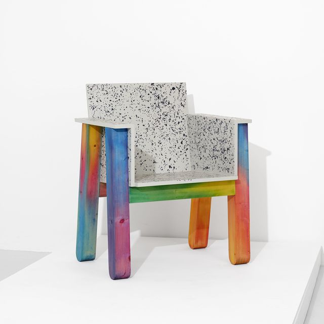 , 'Prism Chair ,' 2016, Etage Projects