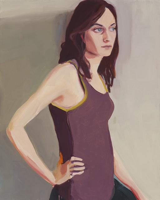 , 'Yellow Detail,' 2014, Miller Gallery