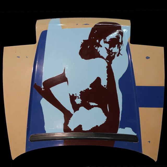 Carlos De Villasante, 'Alyssa over the shoulder', 2012, Diana Lowenstein Gallery