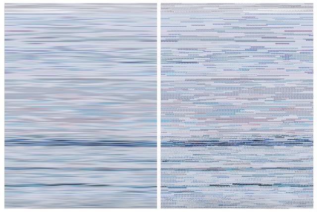 , 'Memory No 6,' 2013, de Sarthe Gallery