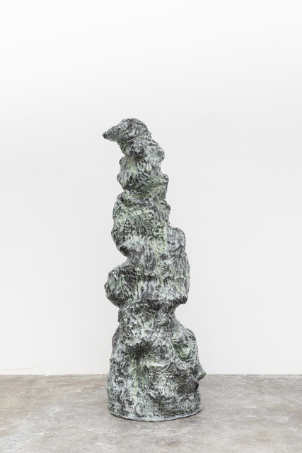 , 'East Pole Before the Lights,' 2018, Friedman Benda
