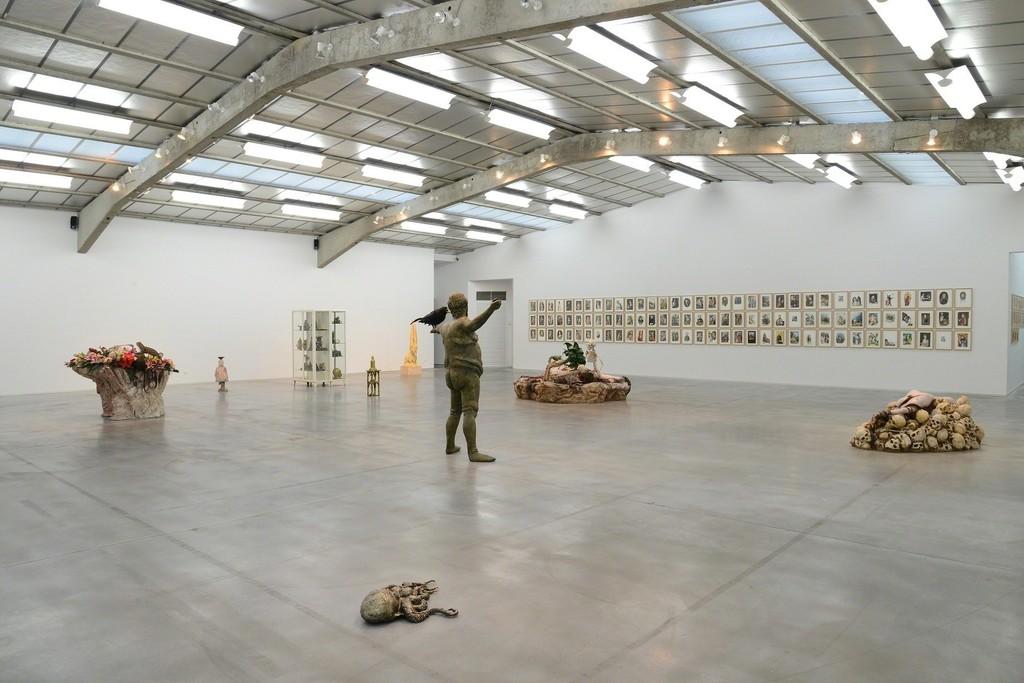 Enrique Marty, Reinterpretada reinterpreted, 2015, Deweer Gallery, Otegem, BE