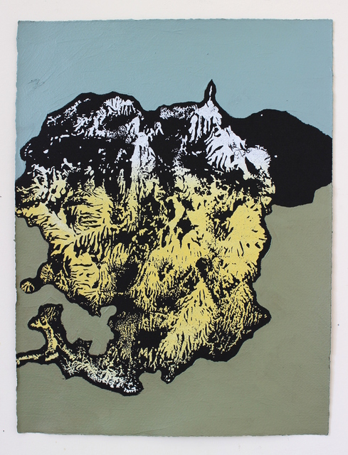 , 'Landslide No. 2,' 2014, Christopher Stout + Will Hutnick