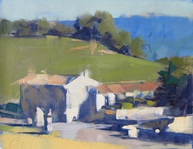 , 'Murs Bridge,' 2018, J. Cacciola Gallery