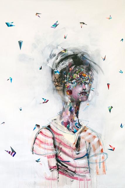 , 'Portrait woman,' 2018, Vertical Gallery