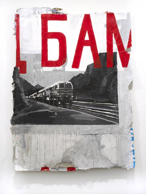 , 'BAM,' 2016, Galerie Ron Mandos