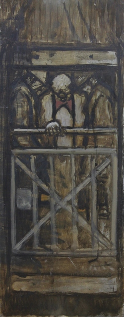 , 'The Cage,' ca. 1964, Castlegate House Gallery