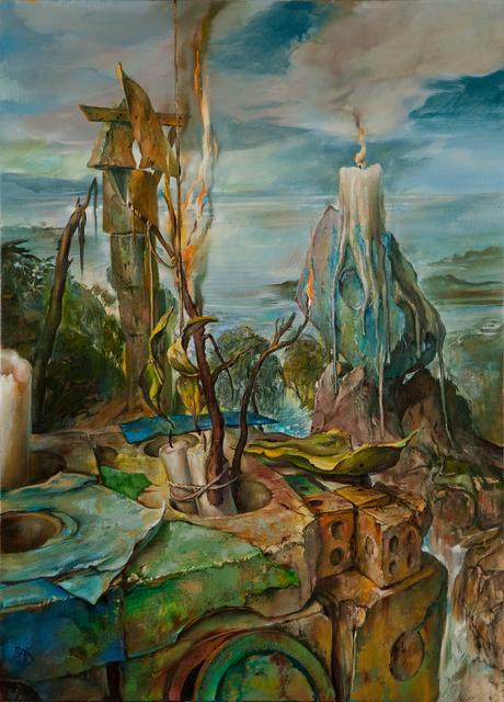 Samuel Bak, 'Suspended', Pucker Gallery