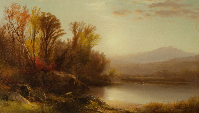 , 'Early Sun, Lake George,' , Questroyal Fine Art