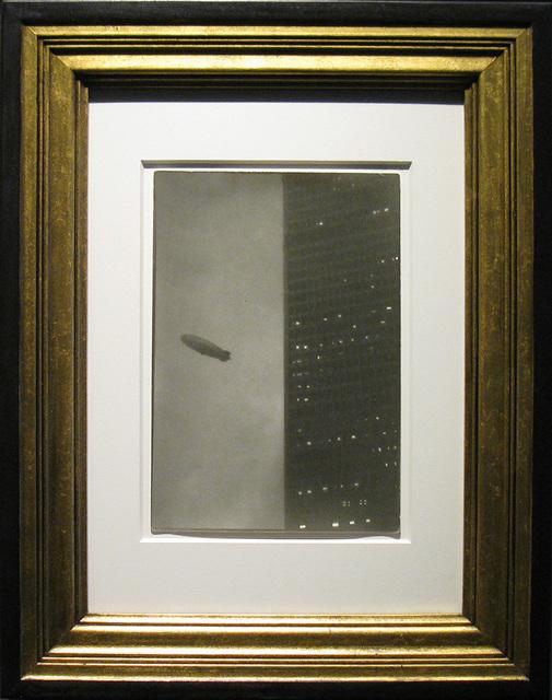 Jefferson Hayman, 'Airship - Near Grand Central', 2003, ARCADIA CONTEMPORARY