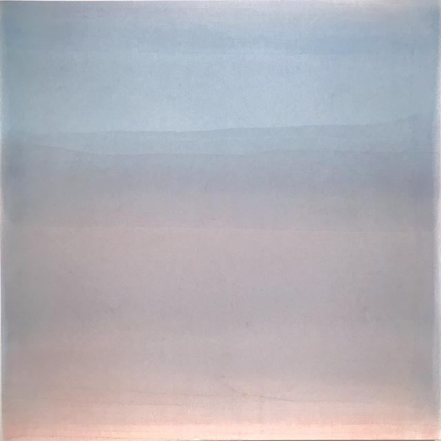Taek Sang Kim, 'Breathing Light - Sky', 2018, Taguchi Fine Art