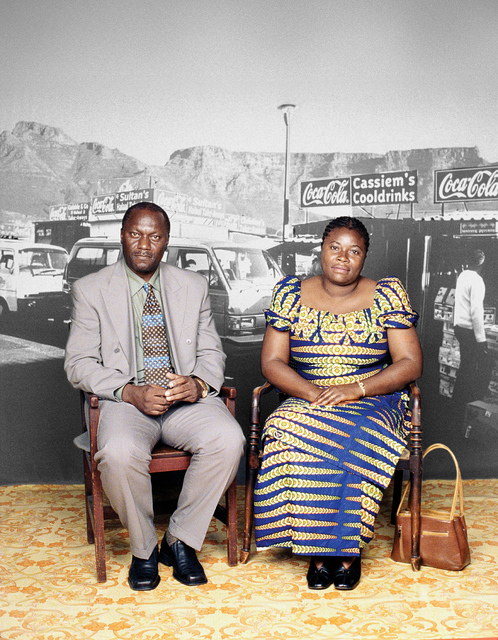 , 'Better Lives: Albert & Isabelle Ngandu,' 2003, Goodman Gallery