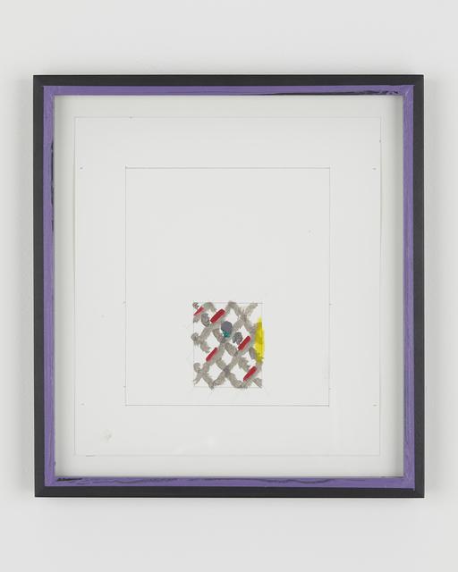 Richard Tuttle, 'Music Room 11', 2018, Tomio Koyama Gallery