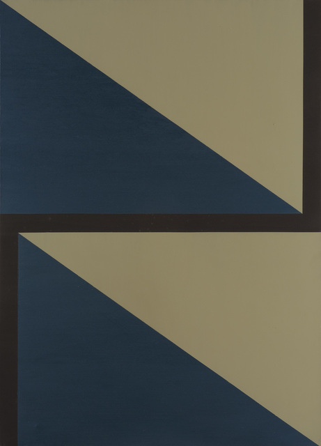 , 'In forse,' 1968, Valli Art Gallery