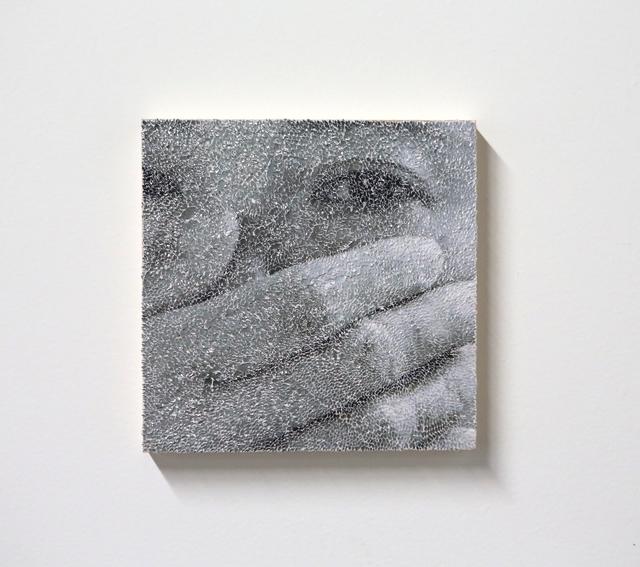 , 'Silence #1,' 2017, Muriel Guépin Gallery