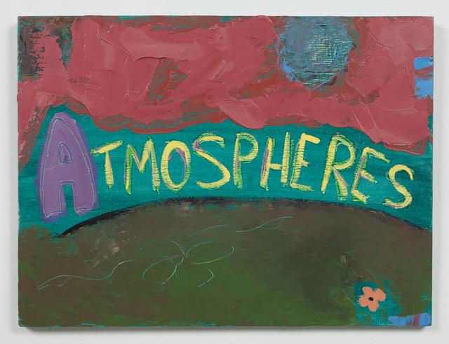 Ree Morton, 'Atmospheres (Signs of Love)', 1976, Alexander and Bonin
