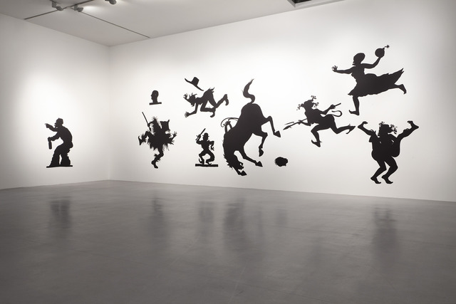 , 'Auntie Walker's Wall Sampler for Savages,' 2013, Sikkema Jenkins & Co.