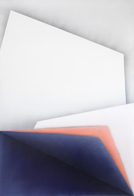 Ira Svobodová, 'Papercut 25', 2015, River
