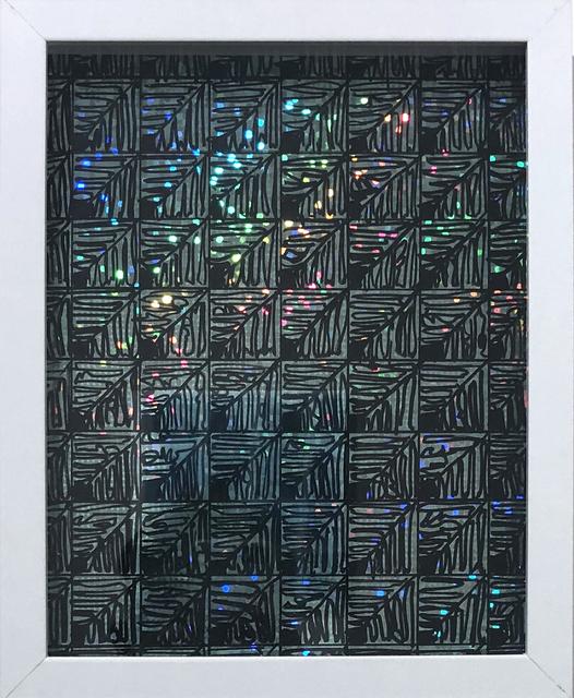 , 'Maelstrom Hologram 2,' 2019, Deep Space Gallery