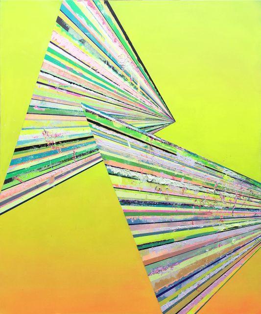 Albano Hernández Domínguez, 'Pantone 1907, Catuano', 2019, Artistics