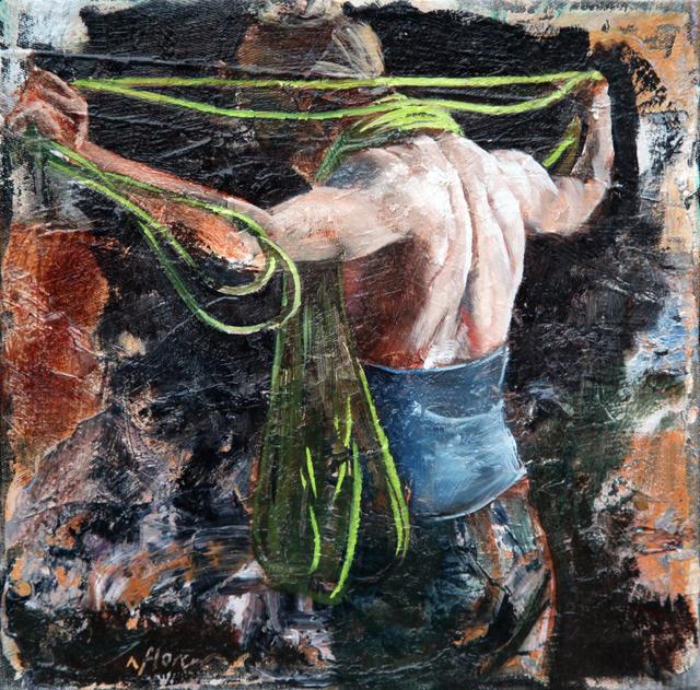 , 'Study for Break of Day,' 2017, Modern West Fine Art