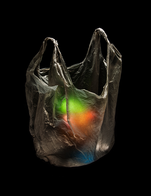 , 'Bags Study 02,' 2015, The Print Atelier