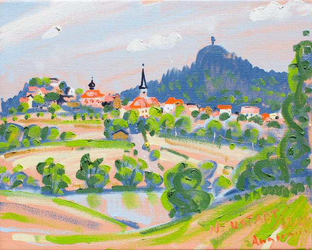 , 'Neustadt am Kulm,' 2001, Bode Gallery