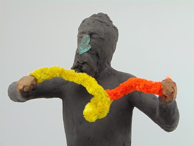 , 'Ominide,' 2017, Honos Art