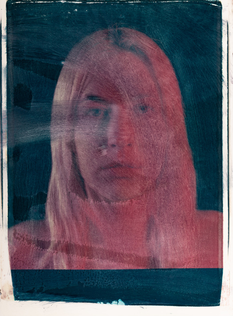 Natalie White, 'Observation', 2018, Photography, Polaroid on Arches 300 lb Hot Press, Freight + Volume