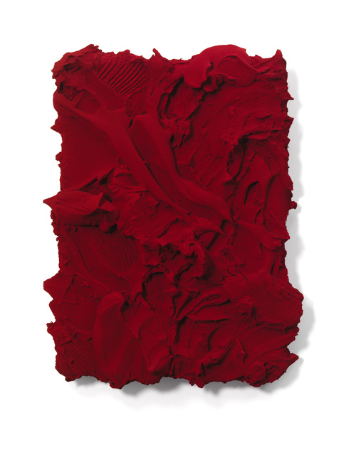 , 'As yet untitled  (Quinacridone Scarlet) ,' 2015, Mimmo Scognamiglio / Placido